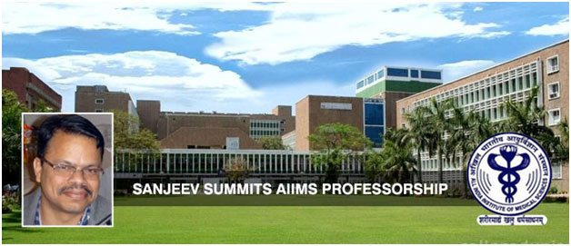 aiims-professorship