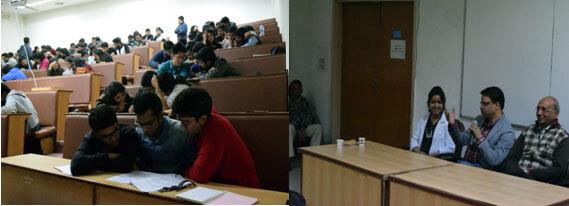 EMA Conducts Inaugural UG Quiz on EM @ Delhi |