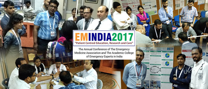 "EMINDIA2017 Begins with a Bang of ""Quality"" !"