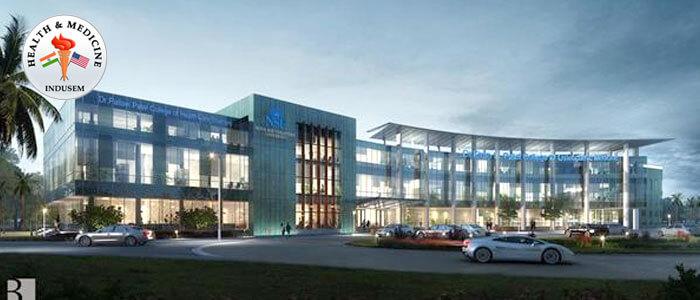 INDUSEM Patrons Drs. Kiran & Pallavi Patel announce Medical School in USA