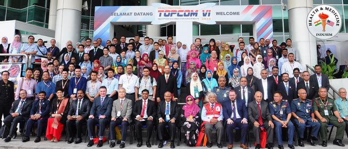 Ajith@TOPCOM 2018 Malaysia