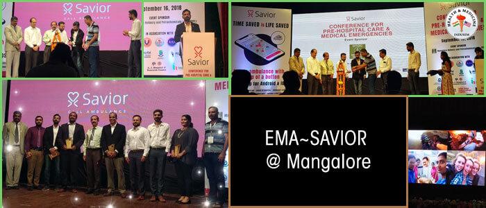 EMA~SAVIOR @ Mangalore